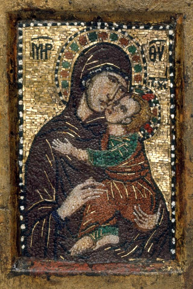 byzantinemadonnaandchildmet